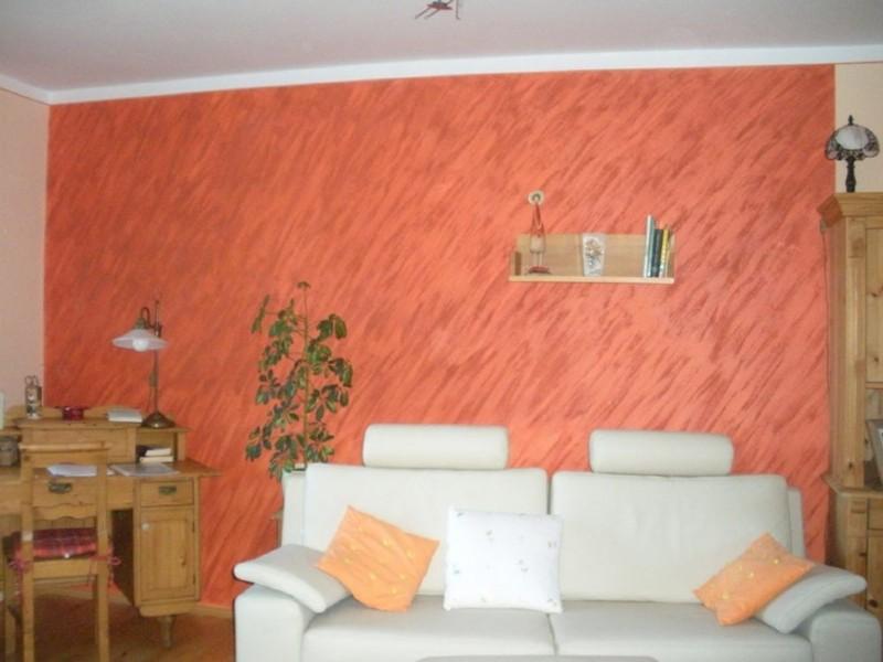 Mediterrane Wandgestaltung Im Raum Zwettl